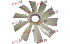 Вентилятор охлаждения двигателя XCMG фото Саратов