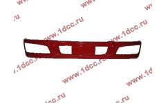 Бампер F красный пластиковый для самосвалов фото Саратов