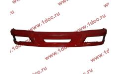 Бампер FN2 красный самосвал для самосвалов фото Саратов